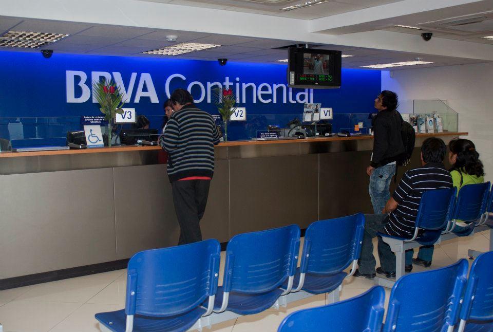 Turismope bbva continental oficina ricardo palma turismope for Oficinas bbva toledo