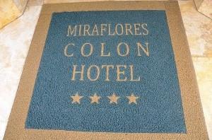 hotel colon miraflores bienvenidos
