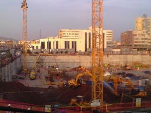 Brasil Plaza en construccion