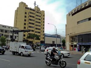 Centro comercial centro lima
