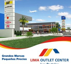 Lima Outlet Center Callao Aeropuerto