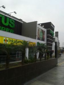 Pental Mall Surco