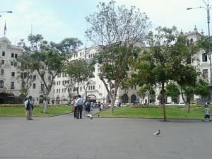 Plaza San Martin01