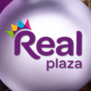 Real Plaza logo